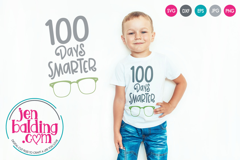 100 Days SVG Bundle example image 4