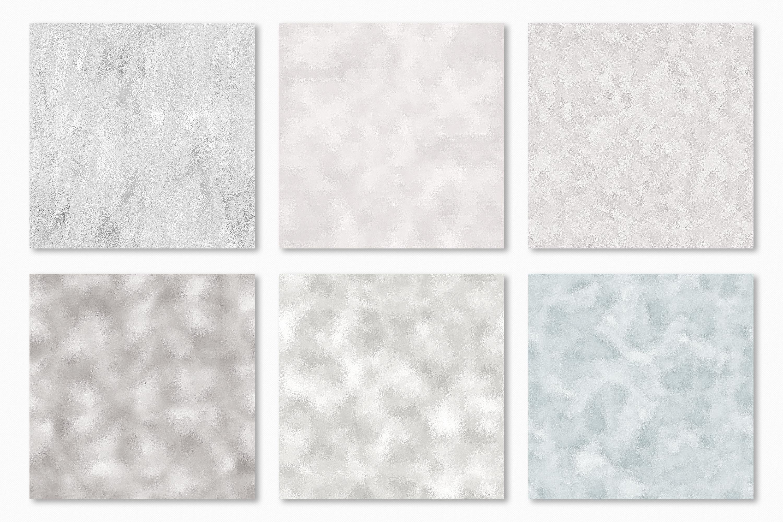 10 Diamond Foil Textures - Seamless Metallic Backgrounds example image 8