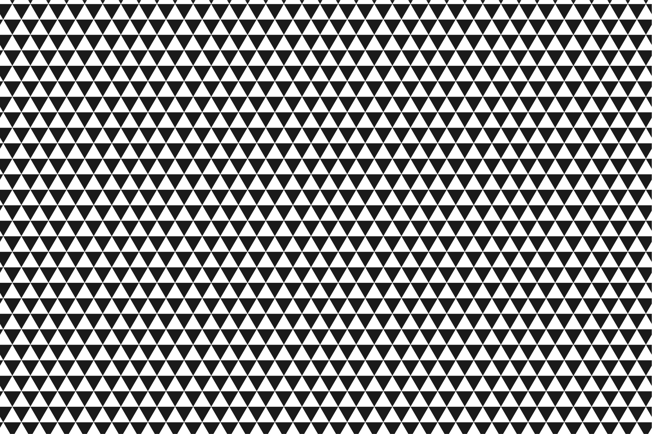Geometric seamless patterns. B&W. example image 4