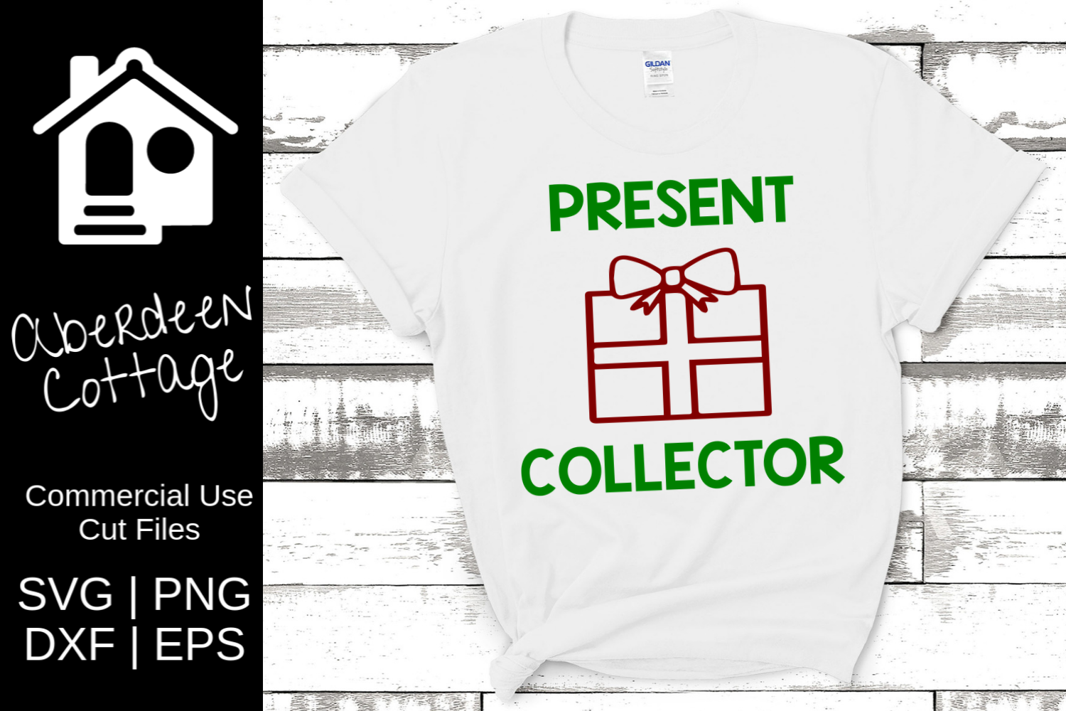 Present Collector SVG example image 1
