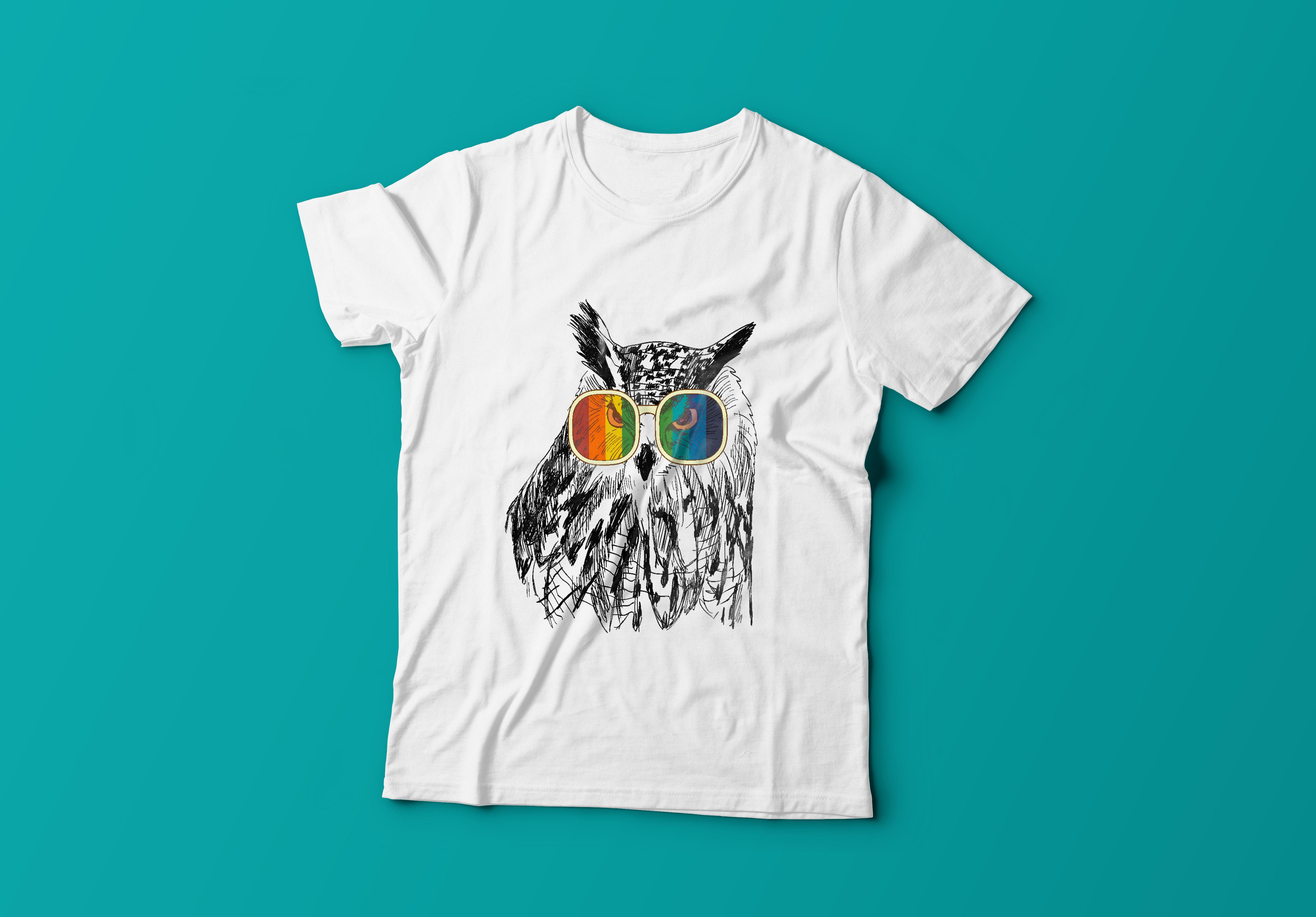 Fashion owls set example image 4