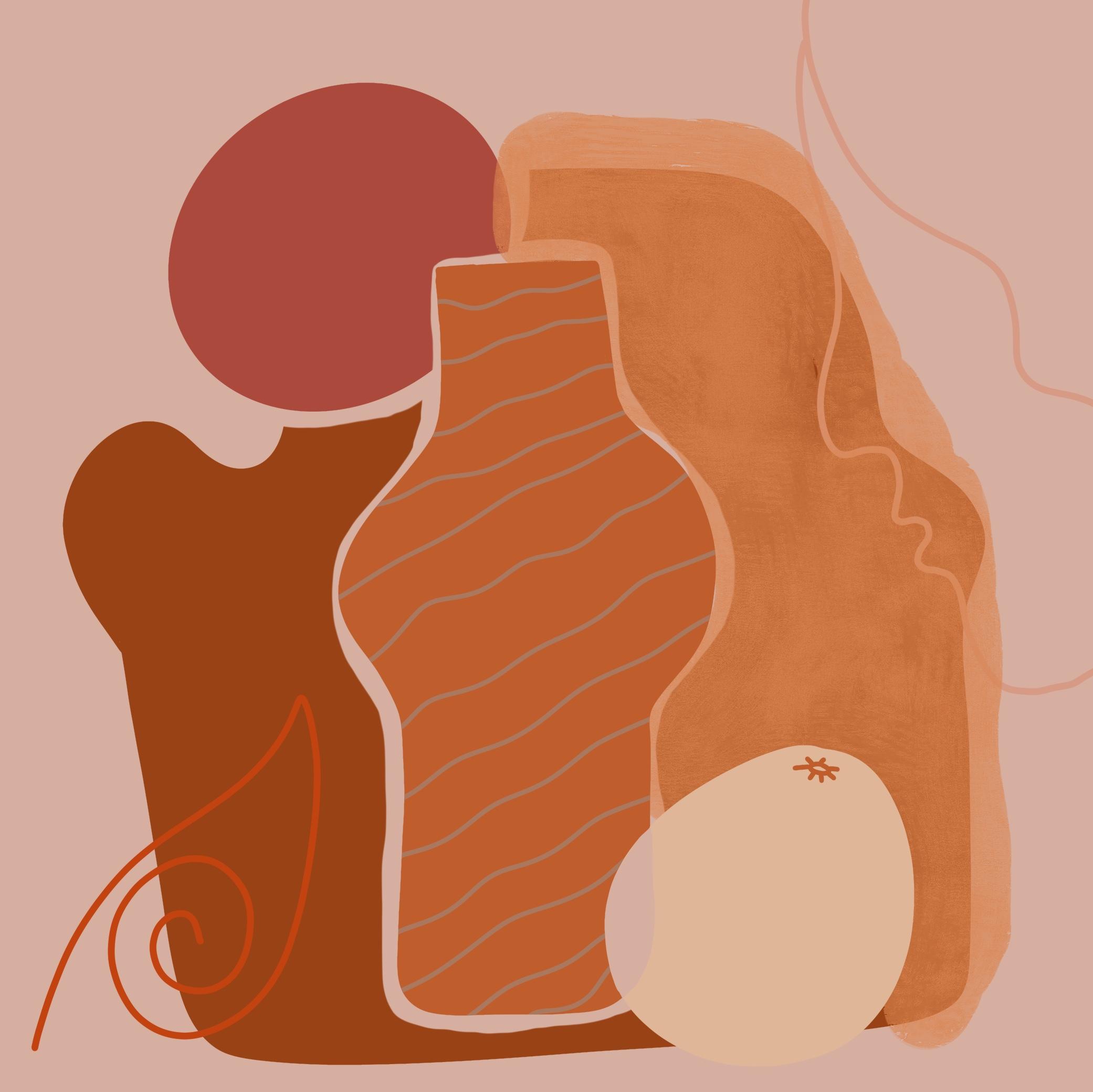 Palette Burn Orange for Procreate example image 3