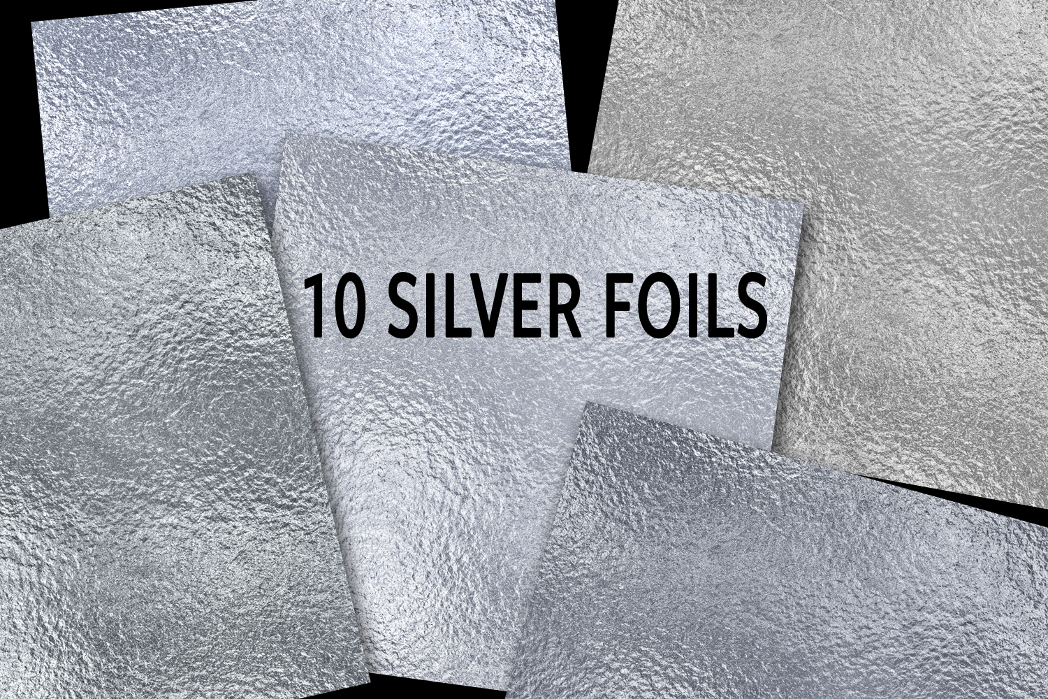 Silver Foils example image 1