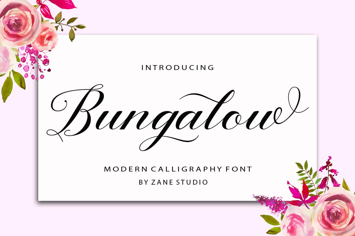 Bungalow example image 1