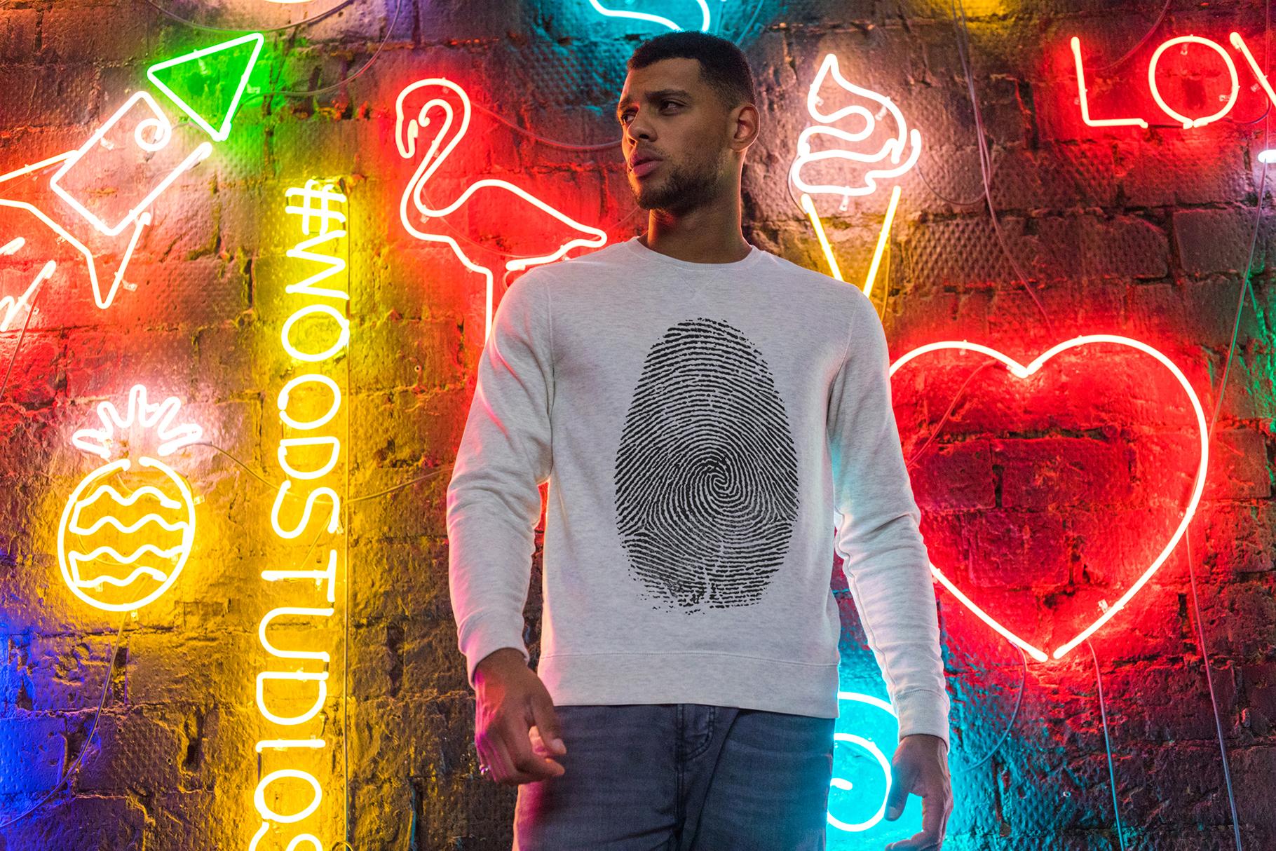 Sweatshirt Mock-Up 2018 #33 example image 10
