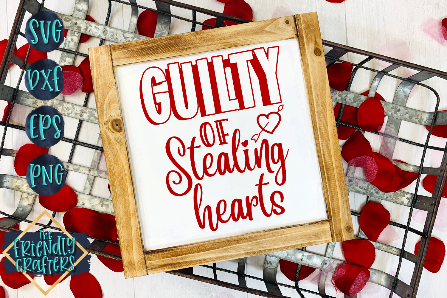 Guilty of Stealing Hearts example image 3