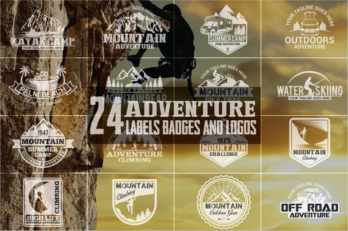 Adventure Badges example image 1