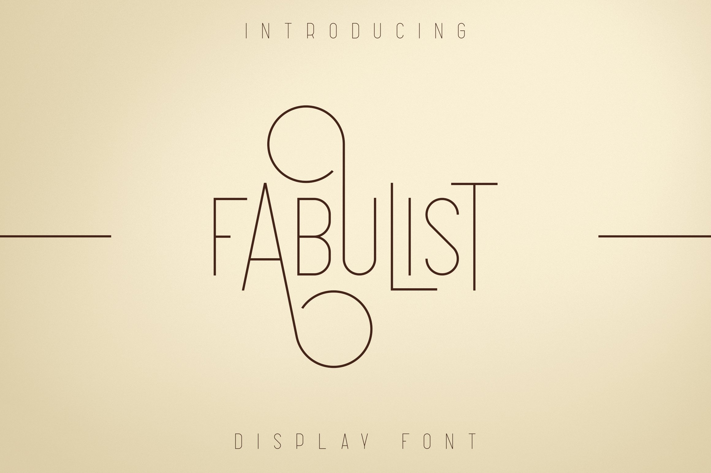 Bestseller font collection 6 typefaces in 1 example image 2