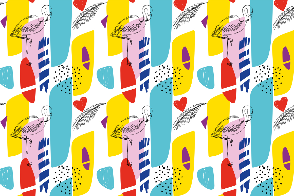 Summer patterns. example image 12