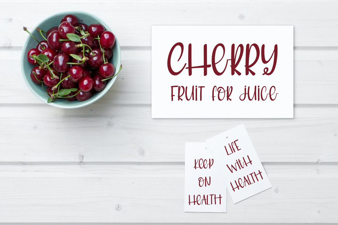 Meritoriously a Cute Quirky Handwritten Font example image 4