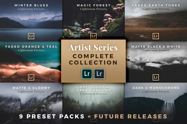 9 Lightroom Preset Packs for Fine Art Photography example image 1