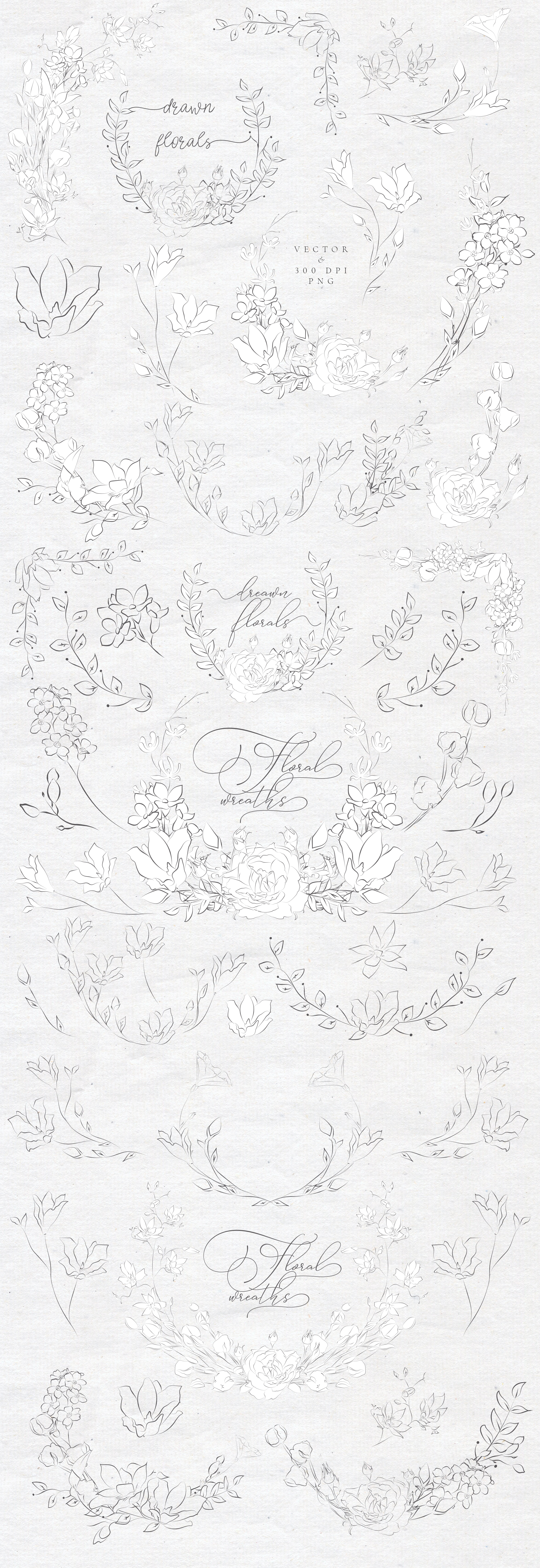 Subtle Beauty Graphic Collection example image 10