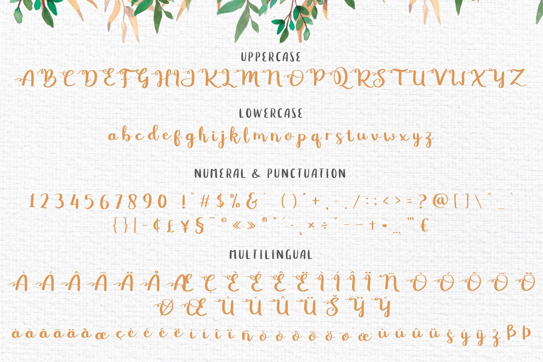 Betty Rose - Handwritten Font example image 7