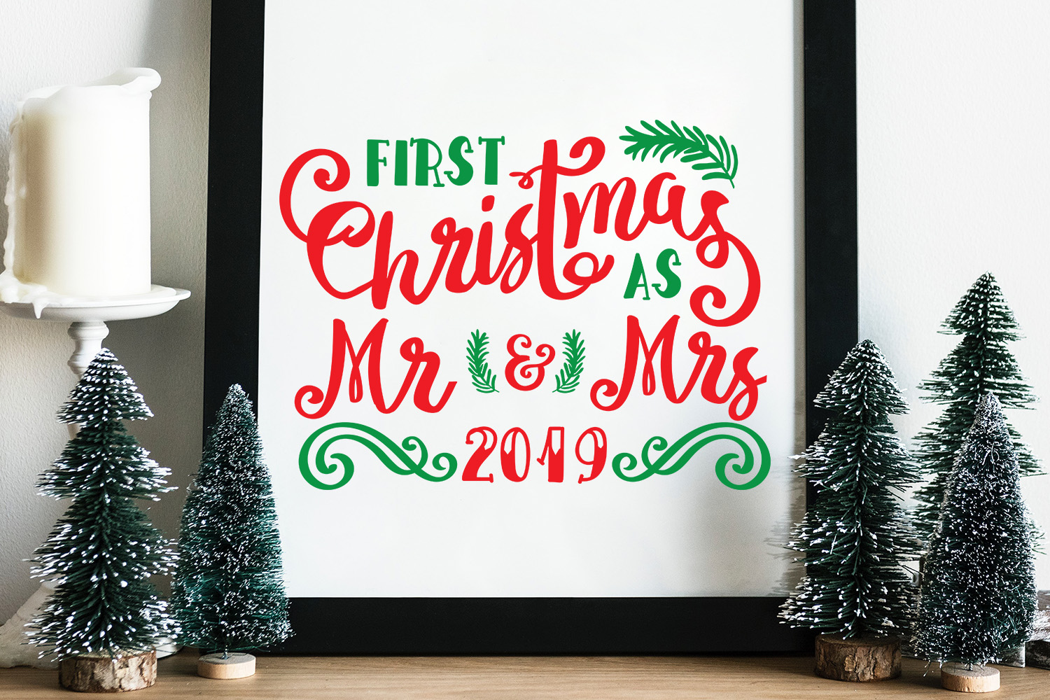 Our first Christmas as Mr and Mrs 2019 example image 4