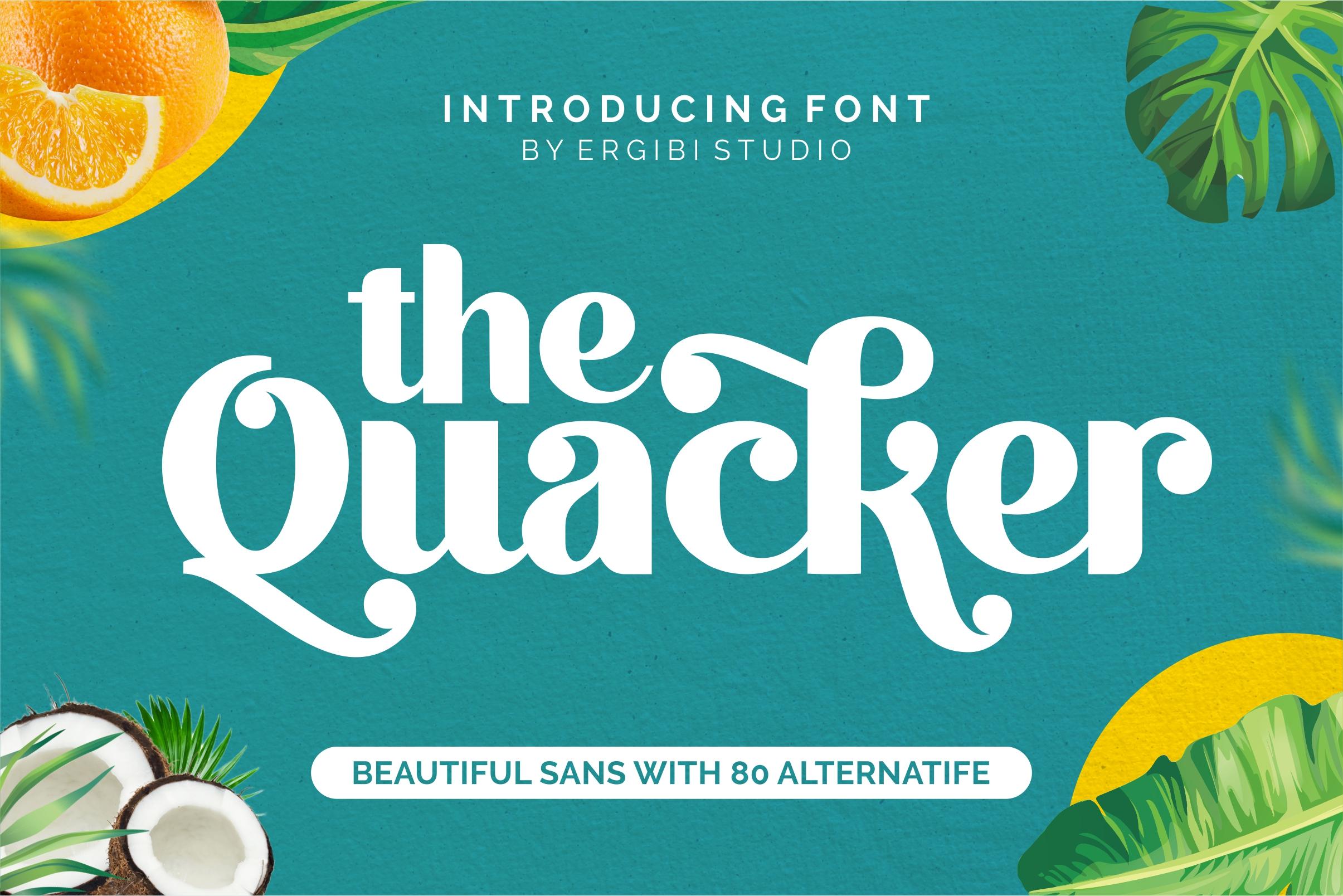 Quacker example image 1