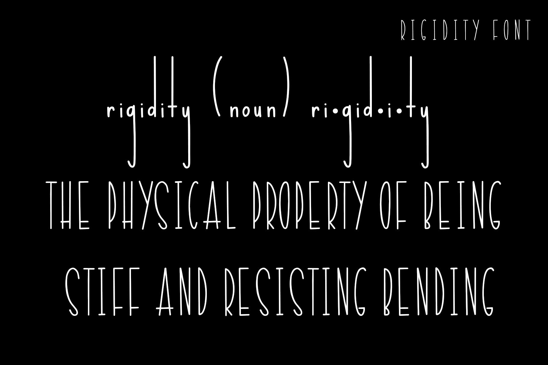 Rigidity example image 5