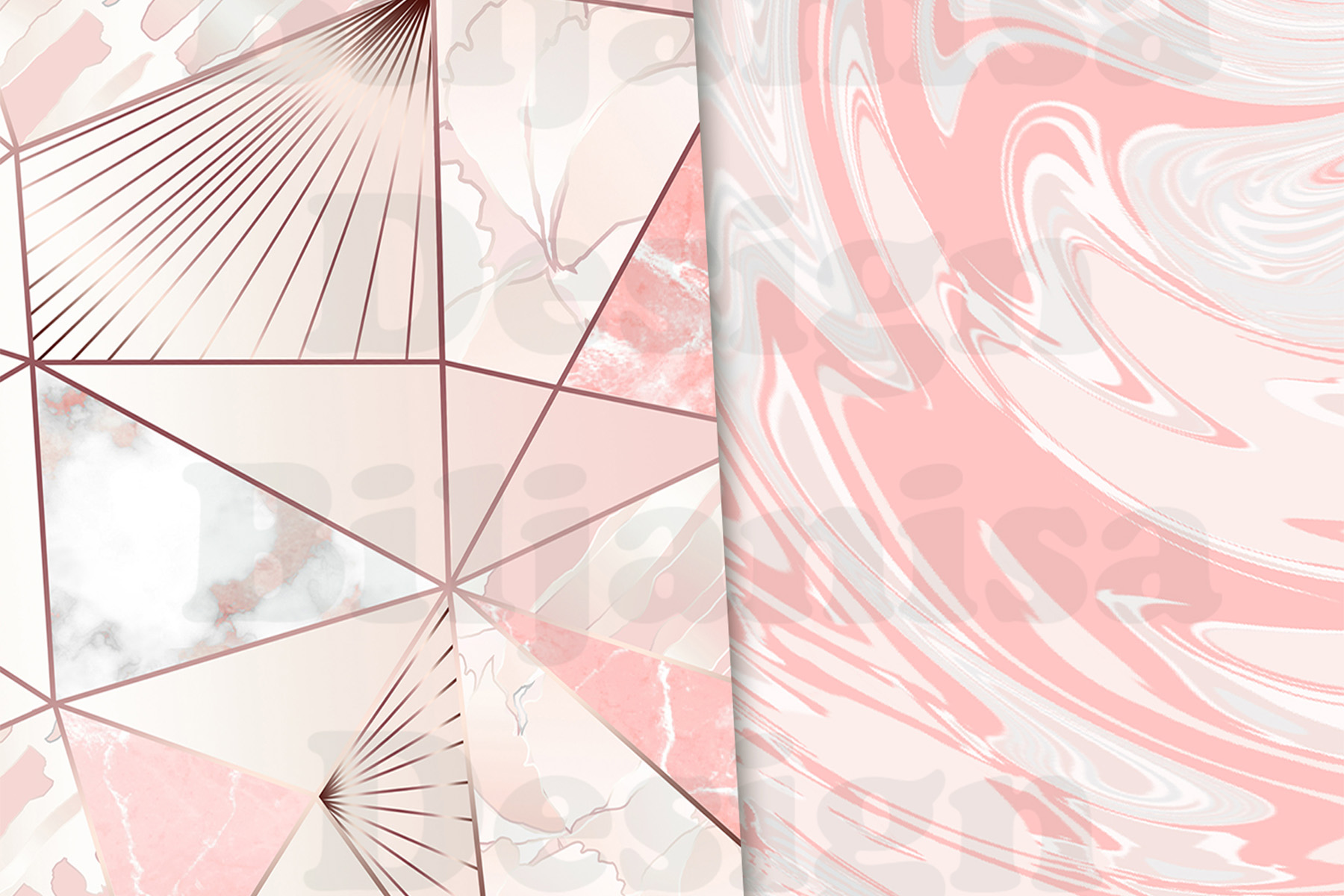 January in pink example image 5