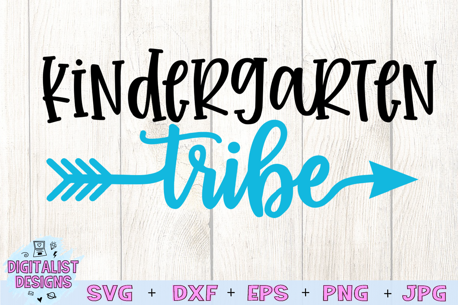 Kindergarten Tribe SVG, Kindergarten Svg, Tribe SVG example image 3