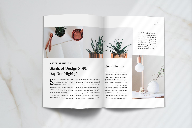 Futura - Interior Magazine Template example image 4
