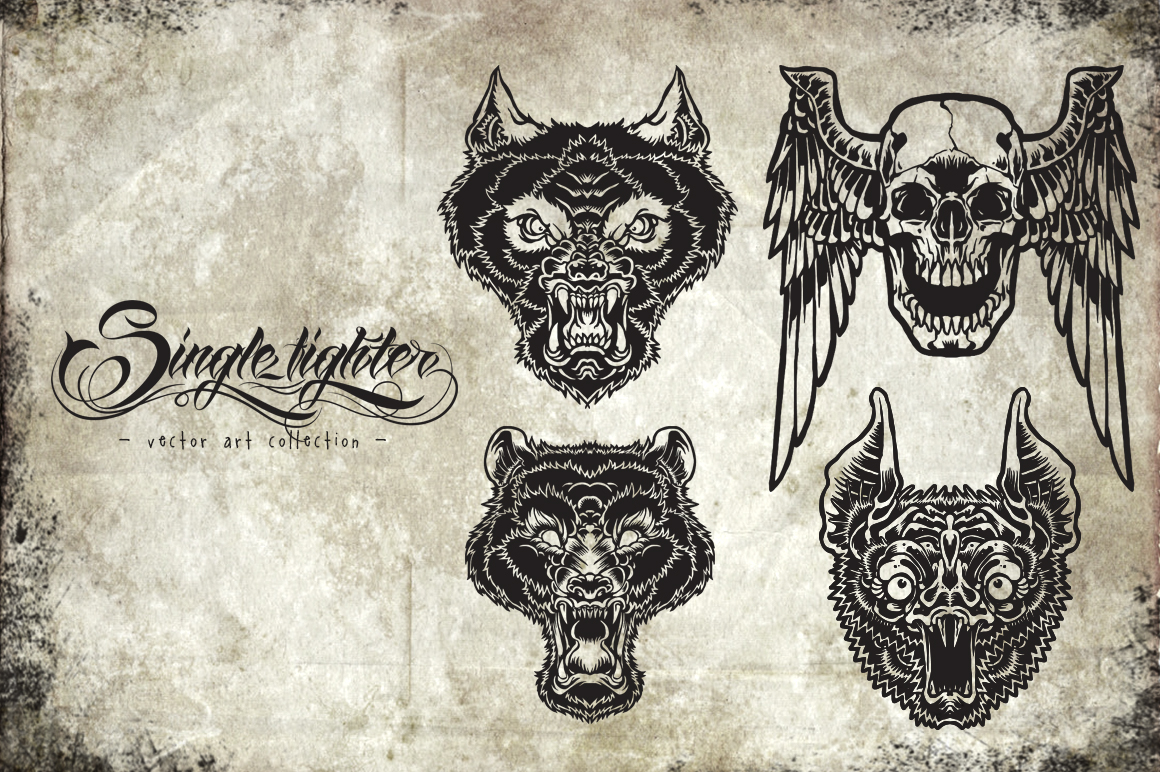 Animals Vector - discount till end december example image 1
