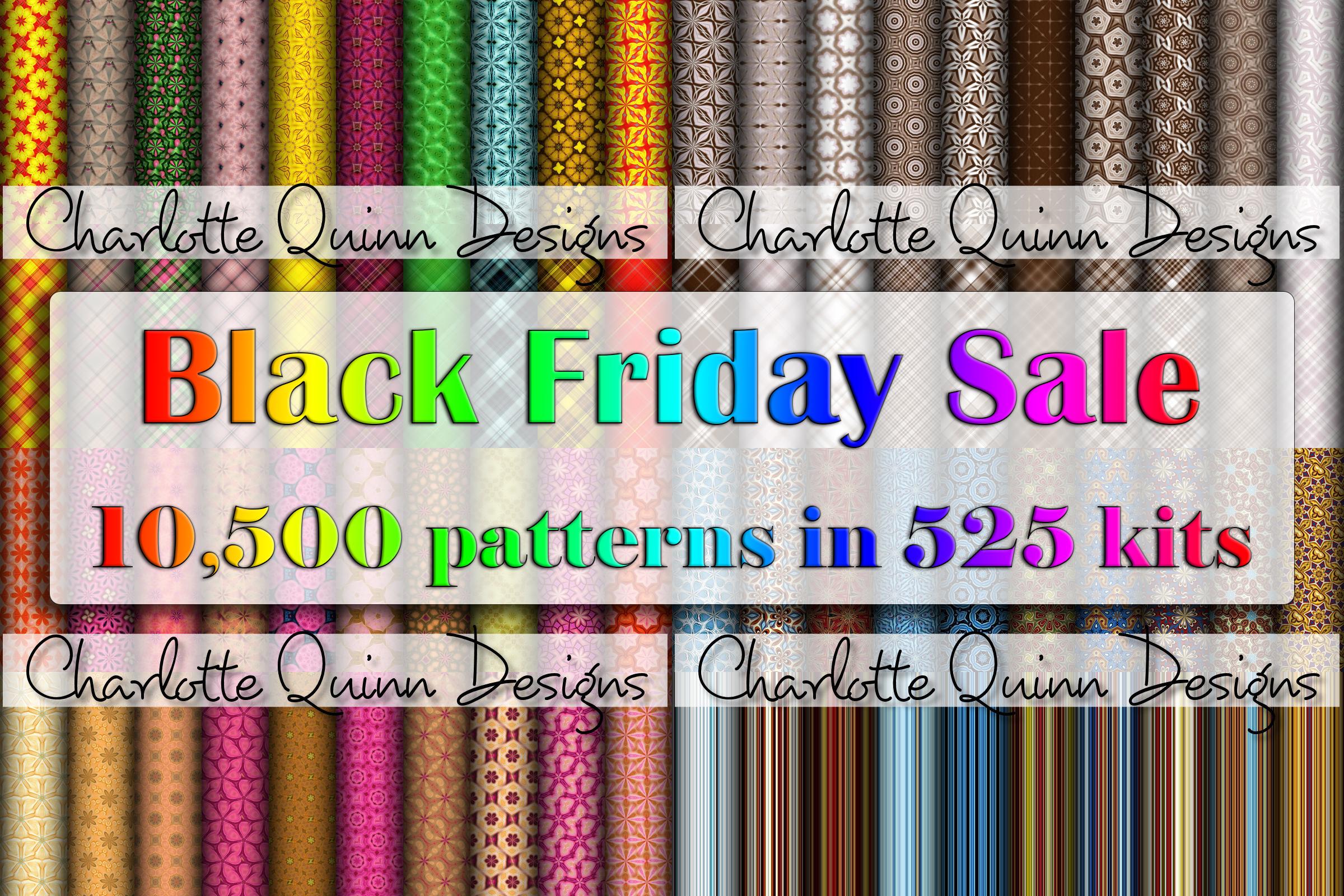10,500 Patterns - 525 Kit Bundle example image 30