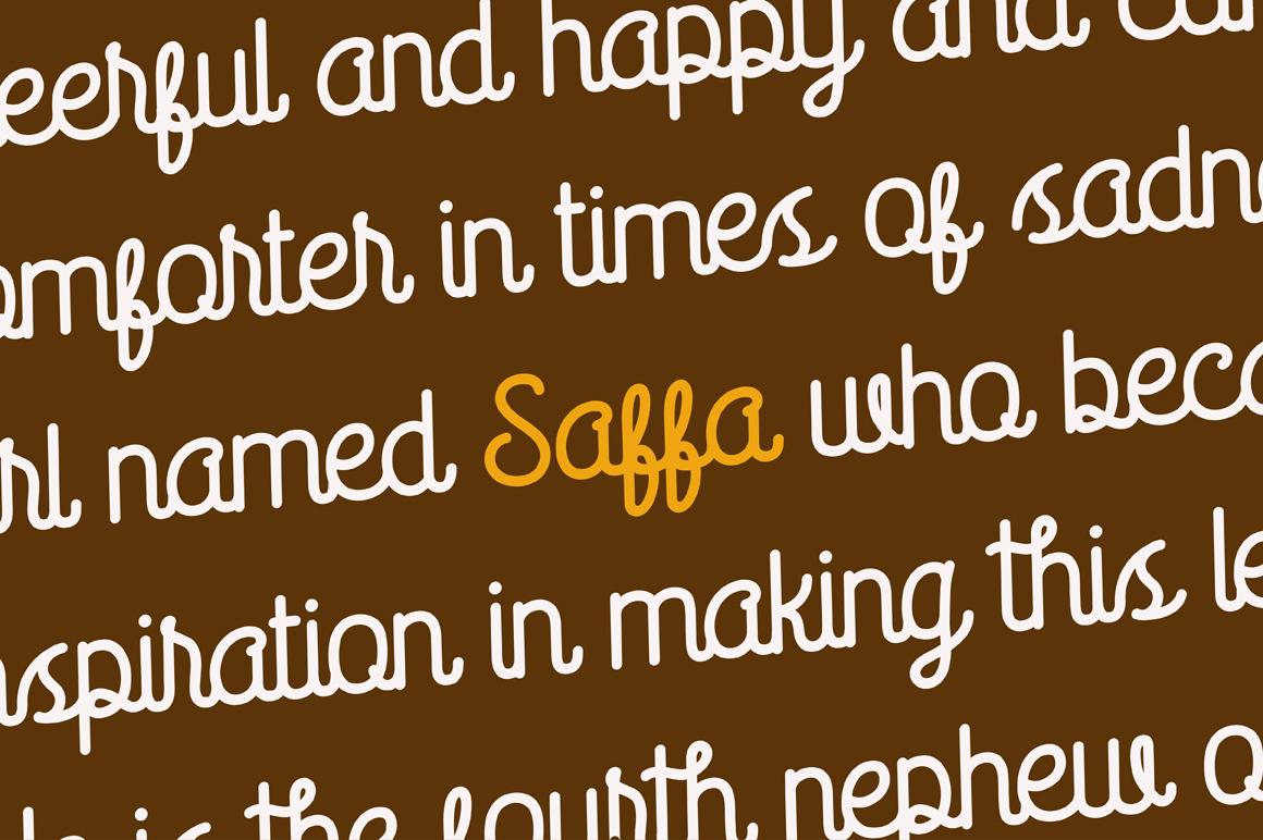Saffa Recordminded example image 6