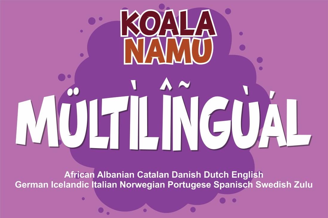 KOALA NAMU example image 9