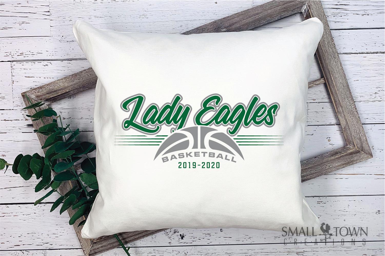 Lady Eagle, Basketball, Sport, Design, PRINT, CUT, DESIGN example image 3