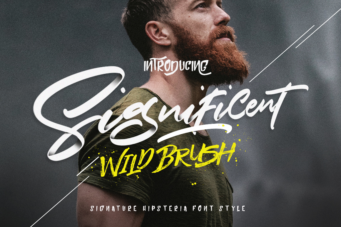 Significent Wild Brush example image 1