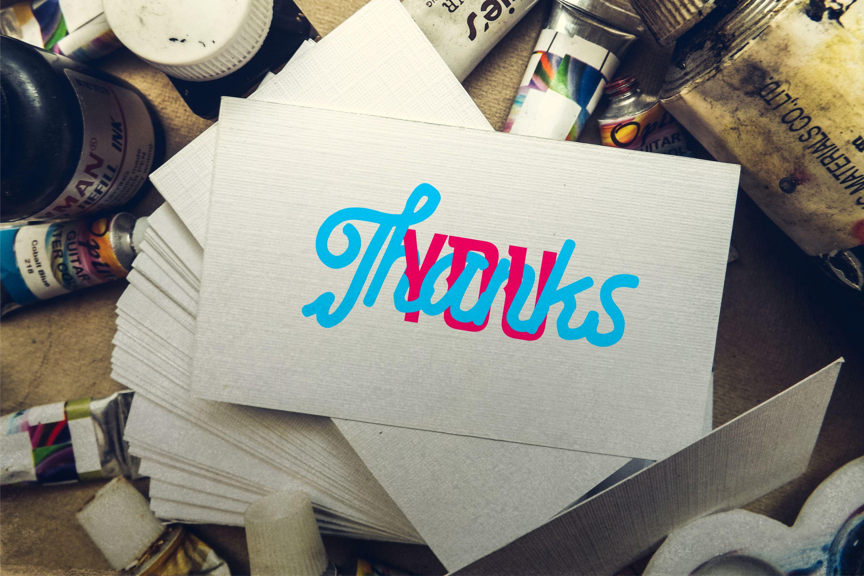 Billgis Font Duo example image 10