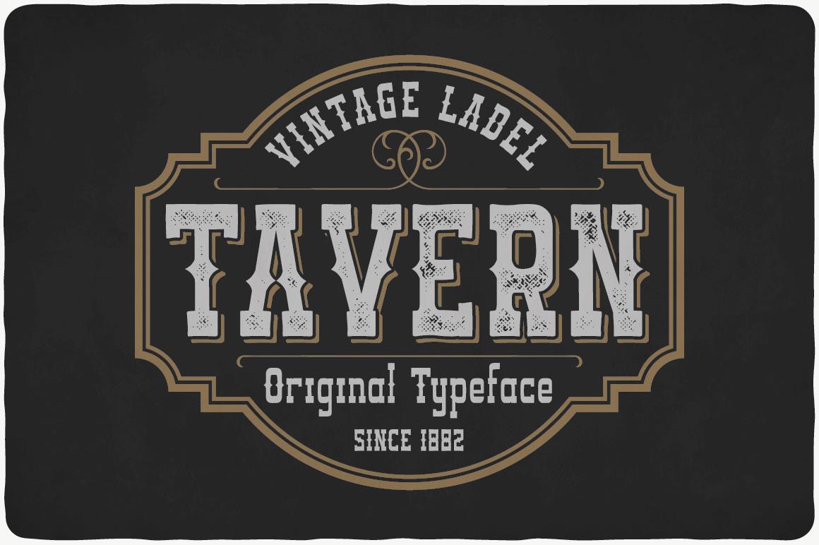 Vintage Fonts Bundle example image 14