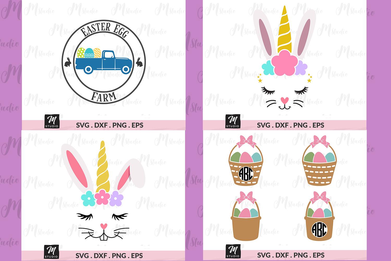 Easter Svg Bundle. example image 2