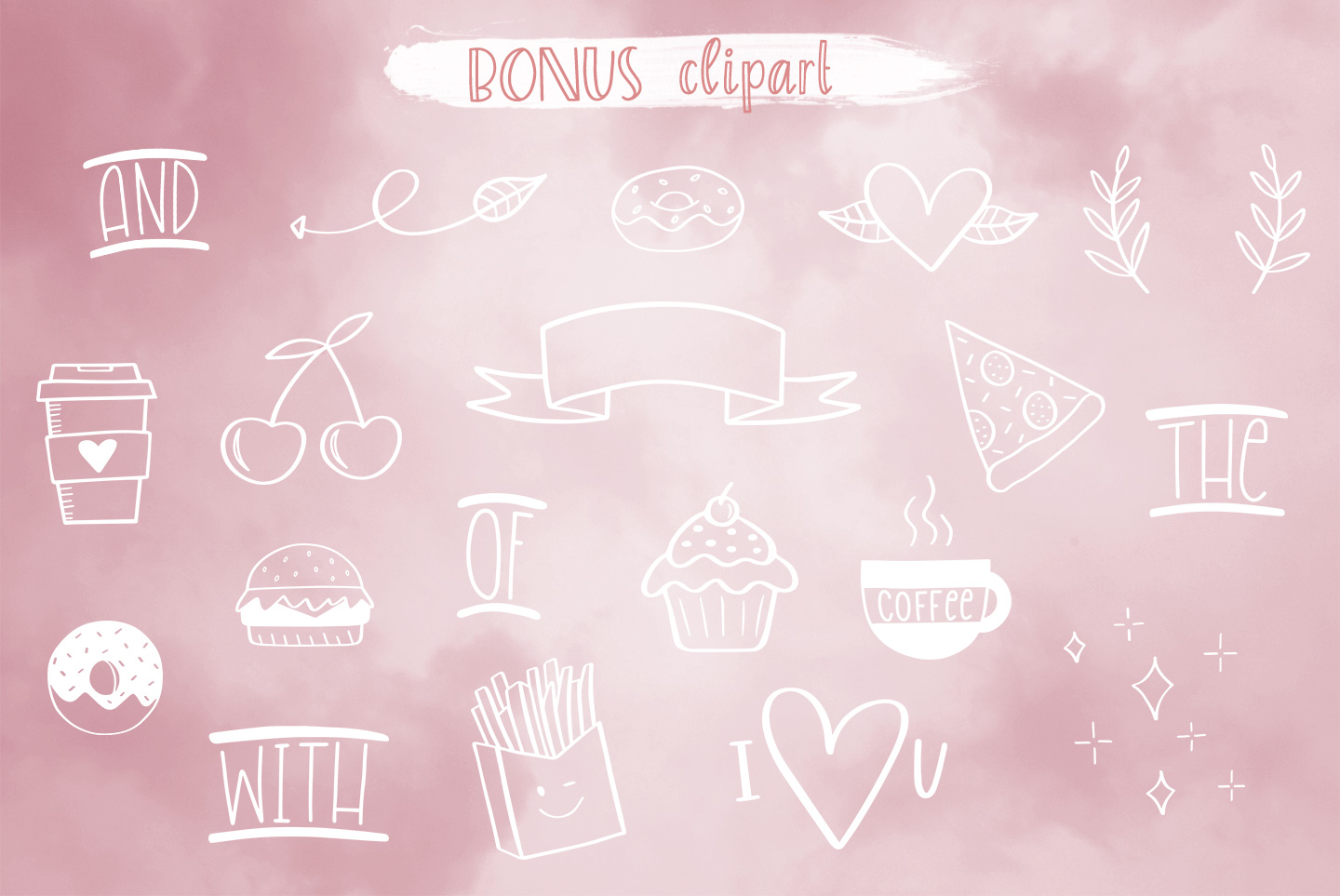 Sprinkles, A sweet and playful font example image 3