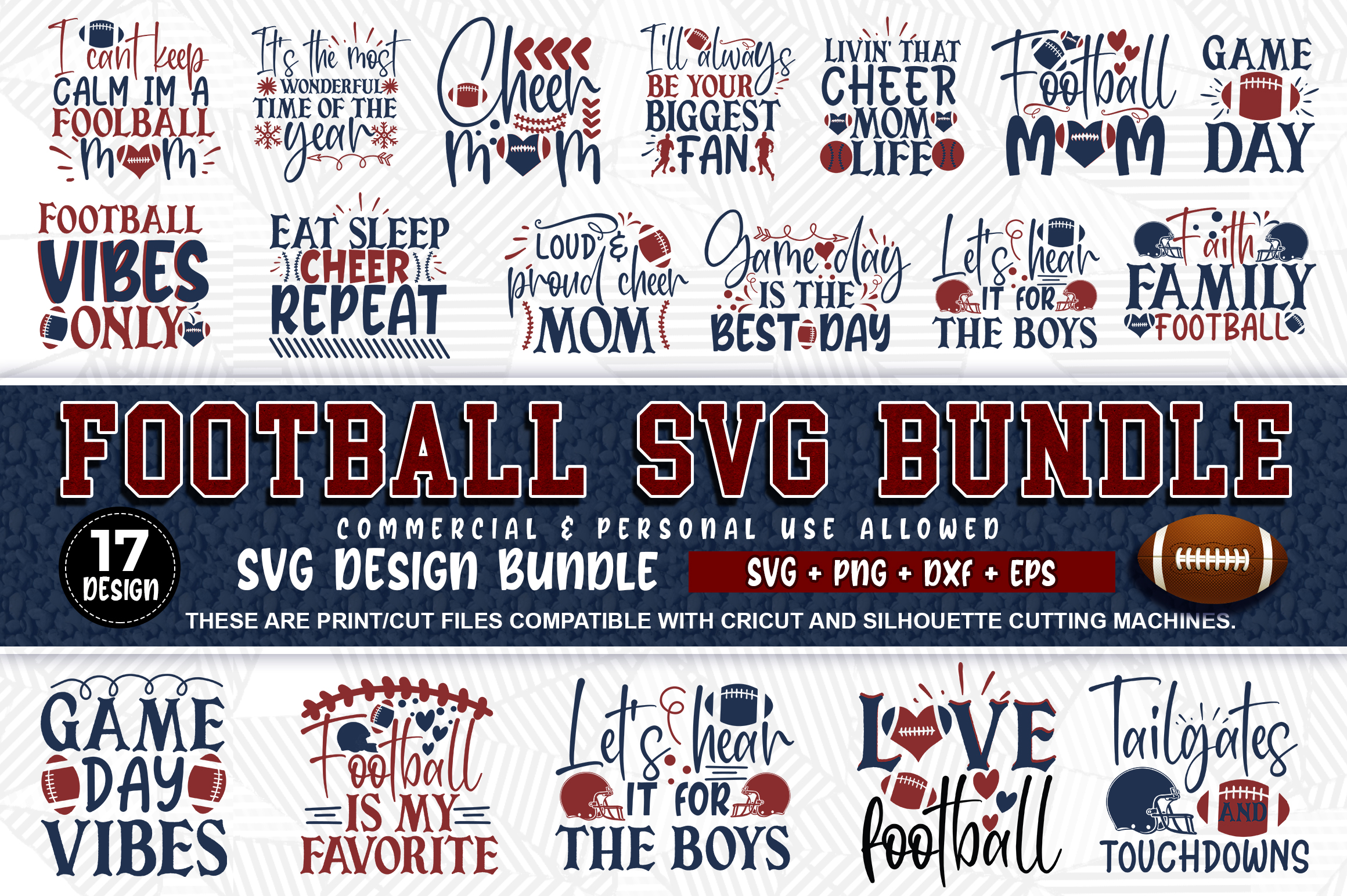 510 SVG DESIGN THE MIGHTY BUNDLE |32 DIFFERENT BUNDLES example image 15
