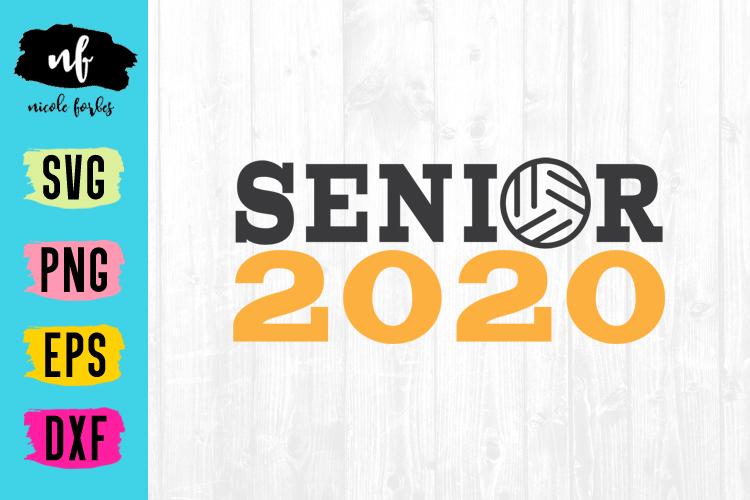 Senior 2020 Graduation SVG Bundle example image 4