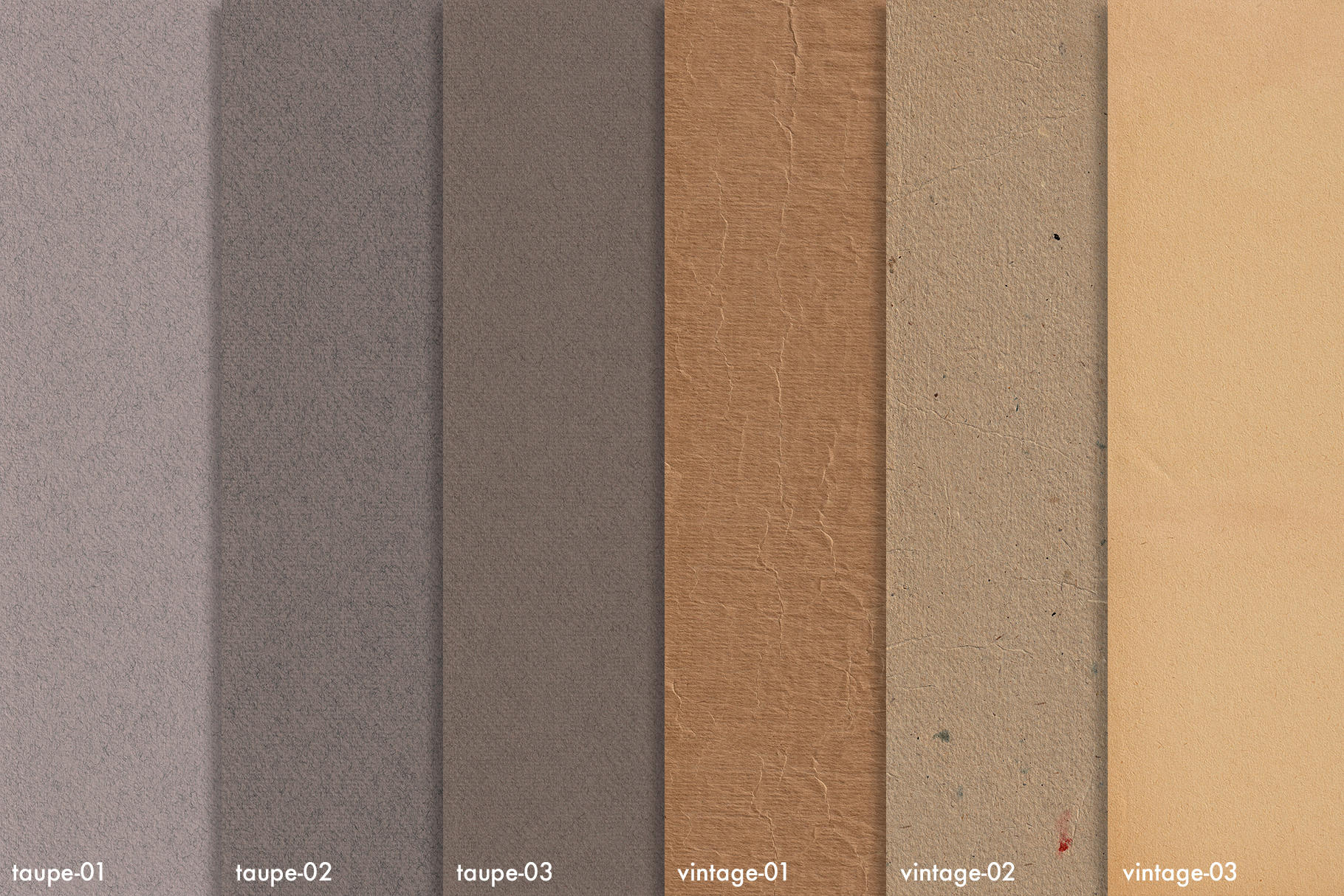 Watercolor Paper Texture Collection example image 18