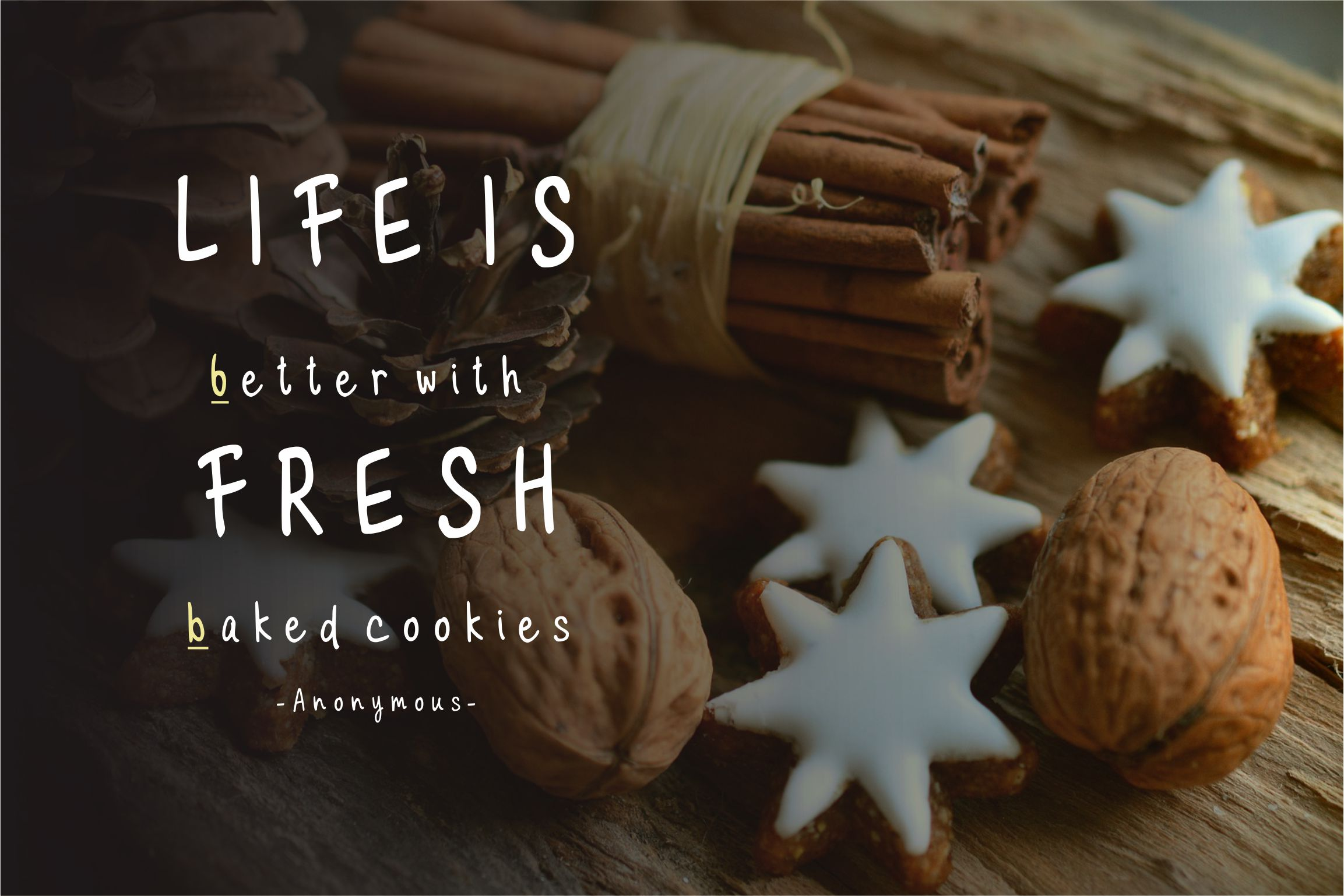 Milky Cookies Typeface example image 2