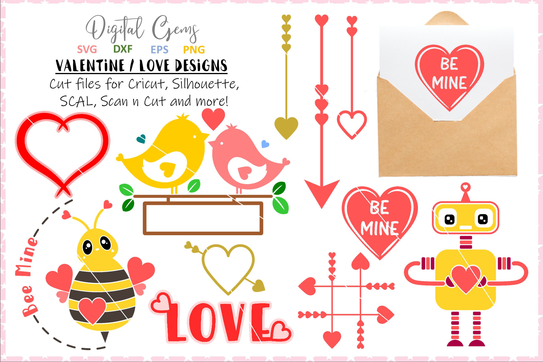 Valentines / Love designs. example image 1