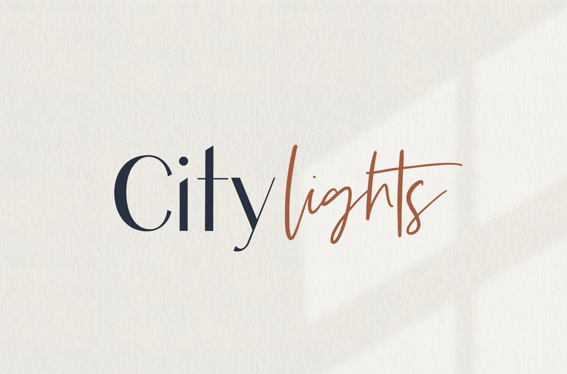 Lumina | Modern Sans Serif example image 3