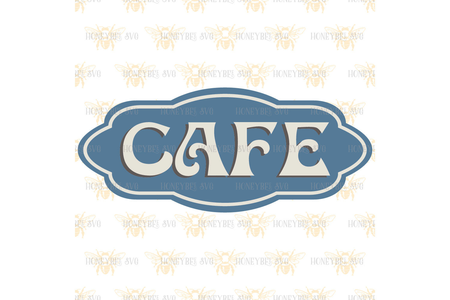 Bistro Cafe Market Bundle svg example image 3
