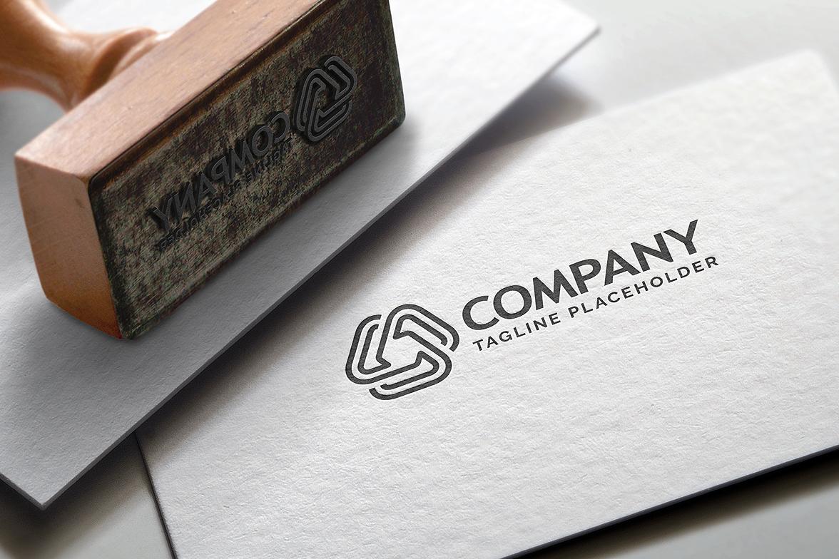 Multiline Logo Design Bundle example image 6