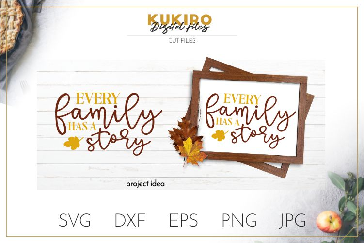 Mini Fall Bundle SVG - Thanksgiving Signs Cut files example image 3
