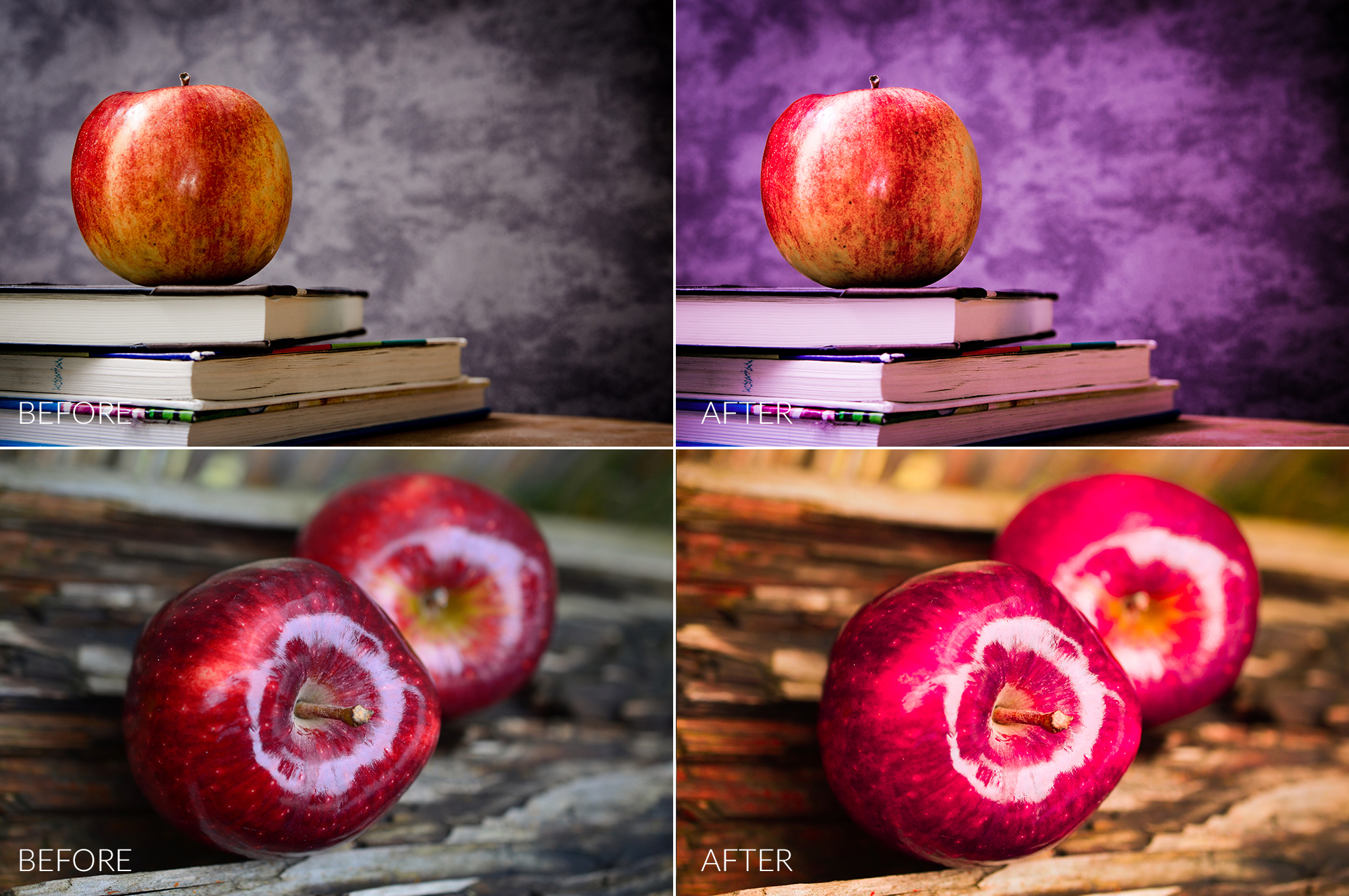 Fruits Lr Presets example image 8