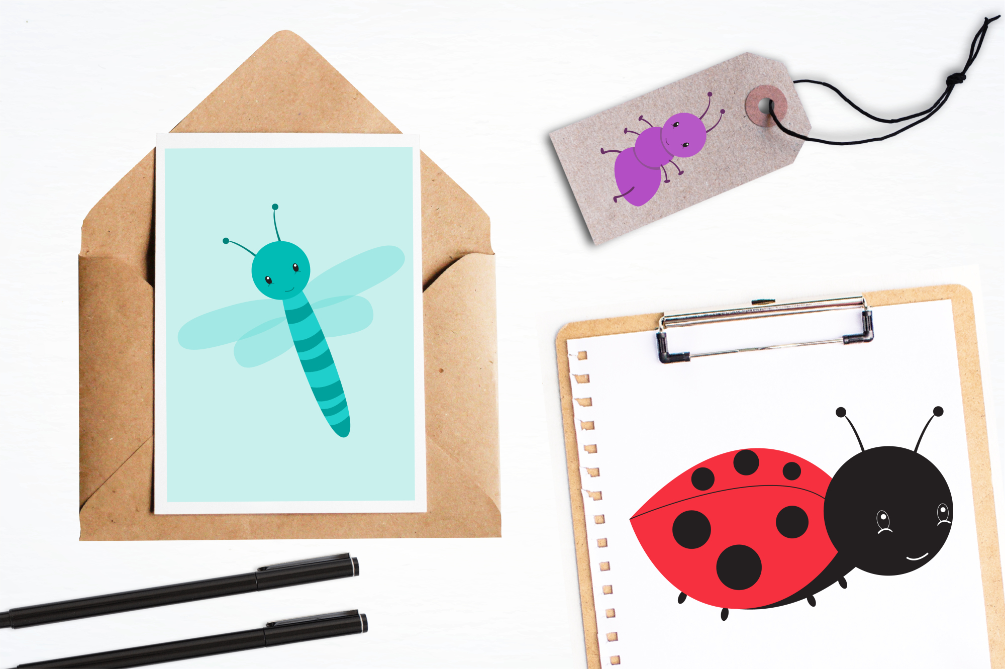 Bugging Out graphics and illustrations example image 4