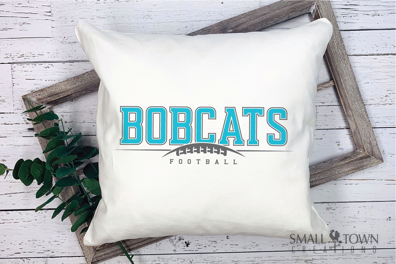 Bobcat football, Football, Sport, Team, PRINT, CUT & DESIGN example image 3