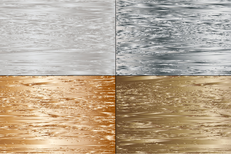Metallic Textured Backgrounds example image 2