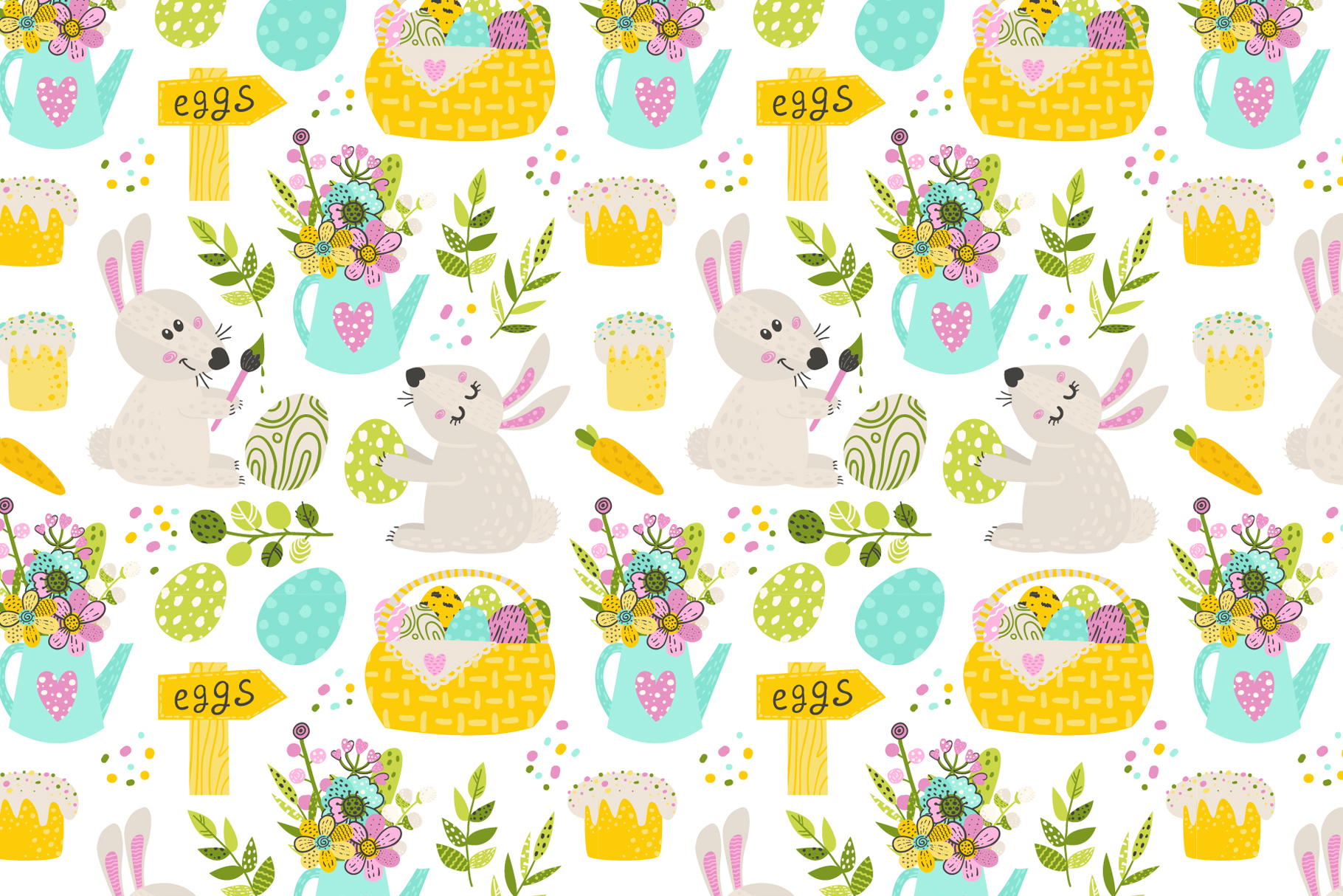 Bunny and Easter! example image 4