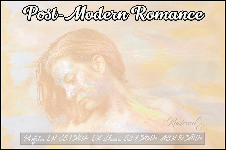 Post-Modern Romance profiles LR 7.3 ACR 10.3 example image 1