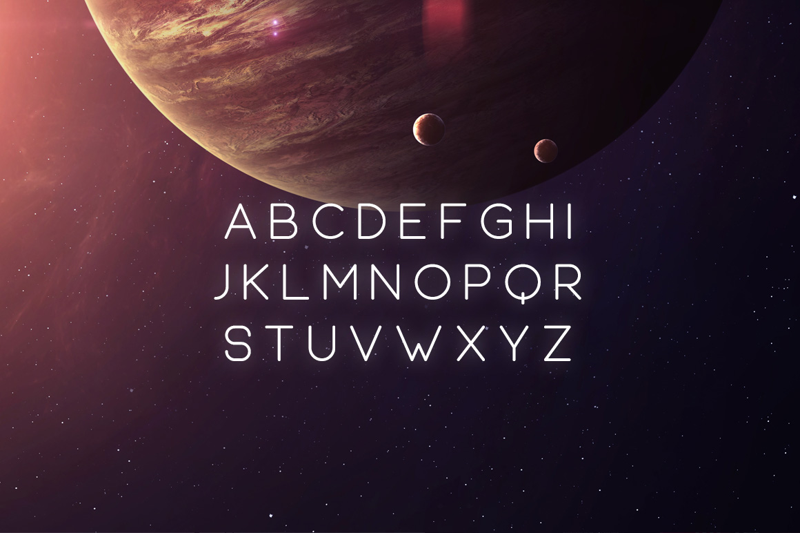 Equinox Typeface example image 3