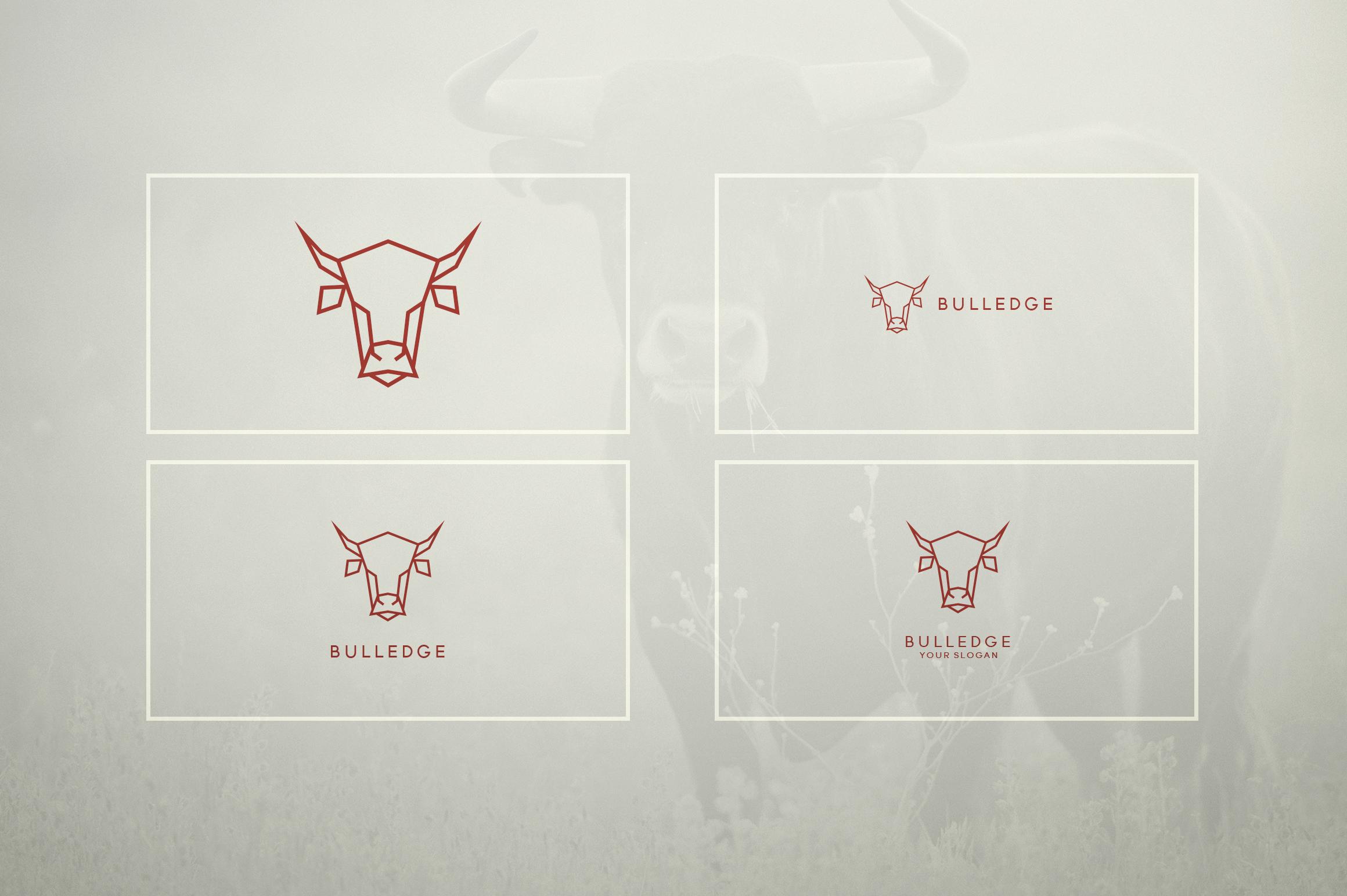 17 Geometric Animal Icons and Logos example image 22
